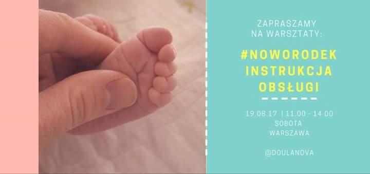 #noworodekinstrukcjaobsługi